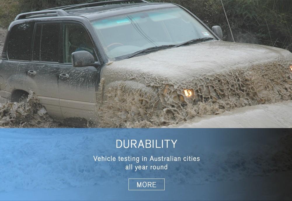 Durability VehicleTesting
